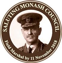 Saluting Monash Council